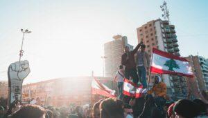 In der nördlichen Stadt Tripoli kommt es seit Tagen zu Protesten gegen die Wirtschaftskrise im Libanon