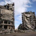 An der Rückeroberung von Homs waren auch Söldner der Gruppe Wagner beteiligt. (© imago images/ZUMA Wire)