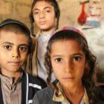 Jüdische Kinder im Jemen. Der Großteil der jüdischen Gemeinden haben das Land längst verlassen. (© imago images/JOKER)