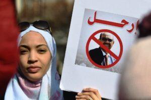 Auch unter der langjährigen Herrschaft des Kriegsverbrechers Omar al-Bashir galt im Sudan die Scharia. (© imago images/ZUMA Press)