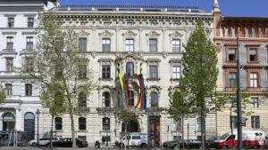 Das König-Abdullah-Zentrum für interreligiösen und interkulturellen Dialog in Wien