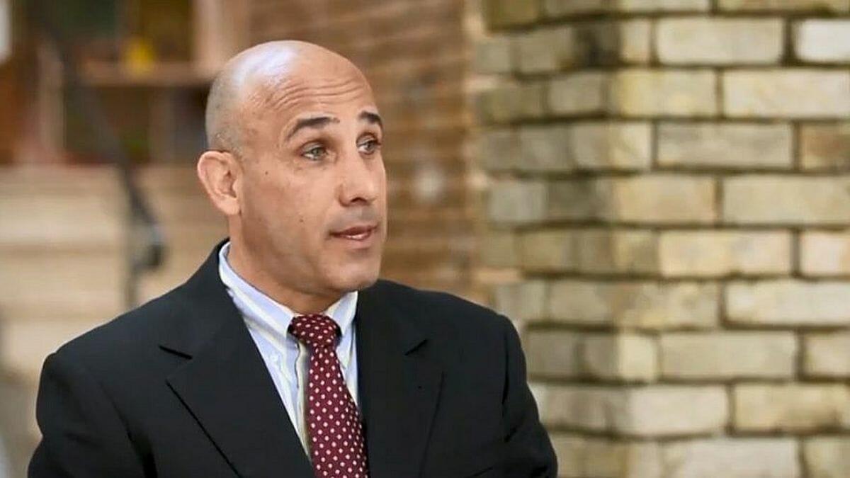 """Der Direktor der Organisation """"Habithonistim"""", Brigadegeneral (a.D.) Amir Avivi"""