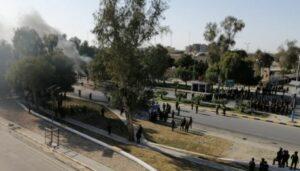 Proteste gegen Einbindung islamischer Richter in Basra