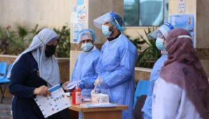 2.000 Impfdosen sandte die Palästinensische Autonomiebehörde in den Gazastreifen