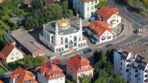 Die Ditib-Moschee in Göttingen