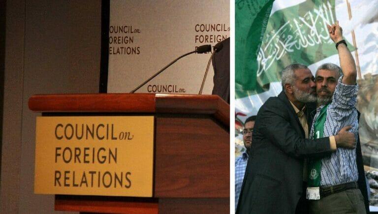 Begrüßt das ECFR bald die Hamas-Führer Haniyeh und Sinwar als Gastvortragende?