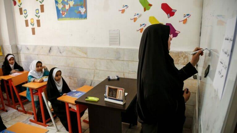 Iranische Leher sollen Schüler der Bahai-Religion denunzieren