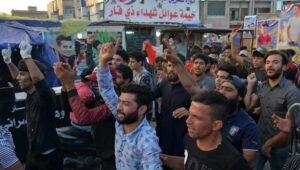 Seit 2019 reißen die Proteste im Irak nicht ab