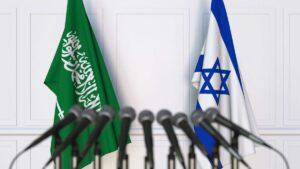 Laut Berichten soll auch Saudi-Arabien an den Verhandlungen beteiligt sein