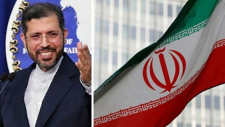 Der iranische Außenamtssprecher Said Khatibzadeh lehnt informelle Gespräche zum Atomabkommen ab