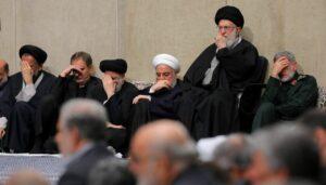 """Wer ist """"Moderater"""", wer """"Hardliner""""? Trauerfeier für Revolutionsgarden-Kommandeur Qasem Soleimani"""