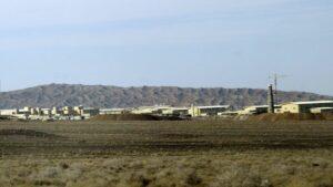 Die iranische Urananreichungsanlage in Natanz