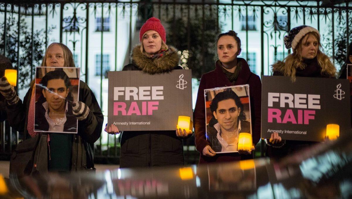 Die Positionen, für die Raif Badawi verurteilt wurde, vertritt heute der saudische Kronprinz selbst