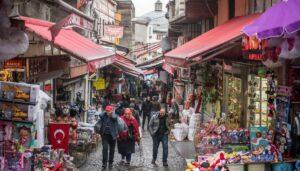 Lebensmittelpreise sind von der Inflation in der Türkei besonders betroffen