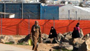 Lager wie Zaatari sind seit Ausbruch von Corona von der Außenwelt abgeschnitten