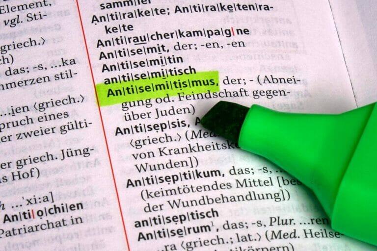 """Die """"Jerusalemer Erklärung"""" ist ein Rückschritt im praktischen Kampf gegen Antisemitismus. (© imago images/Steinach)"""