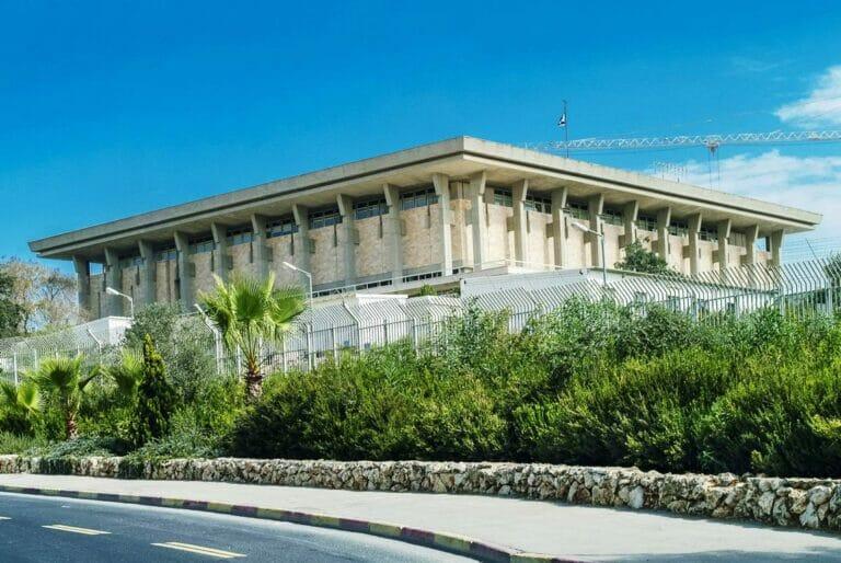 Die islamistische Ra'an-Partei ist mit vier Mandaten in die Knesset, das Parlement Israels, eingezogen. (© imago images/Westend61)