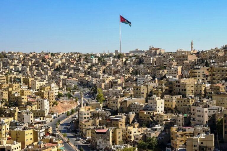 Jordaniens Hauptstadt Amman. (dimitrisvetsikas/Pixabay)