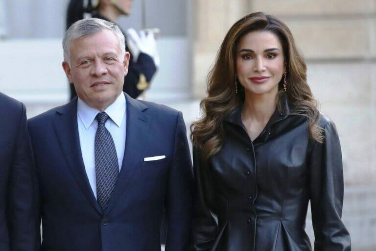 Königin Rania trägt zum fortschrittlichen Image Jordaniens bei, doch die Lage der Frauen im Land spricht eine andere Sprache. (© imago images/PanoramiC)