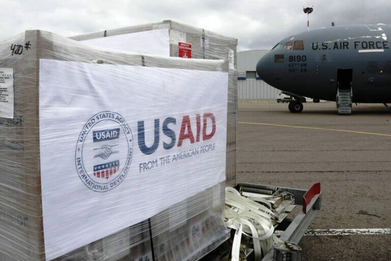 Eine US-Behörde kritisiert, dass USAID bei der Unterstützung der Palästinenser nicht ausreichend auf die Einhaltung von US-Antiterrorbestimmungen geachtet wurde. (© imago images/ITAR-TASS)