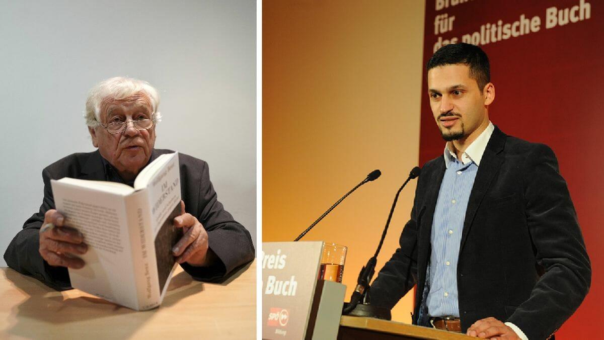 Wolfgang Benz und Farid Hafez