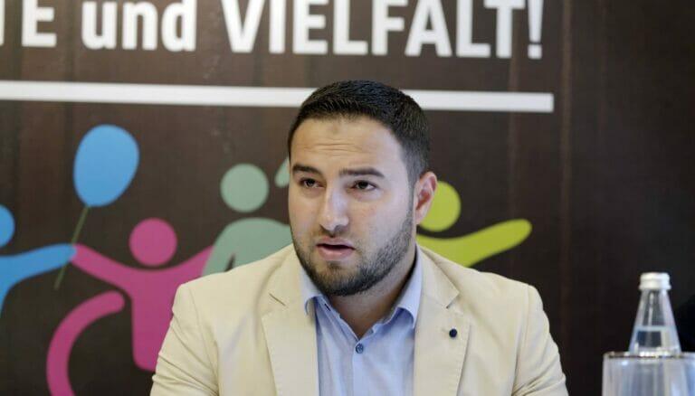 """Der in die Berliner """"Expert*innenkommission zu antimuslimischem Rassismus"""" einberufene Mohamad Hajjaj war in als islamistisch eingestuften Vereinen tätig"""
