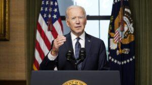 Präsident Biden verkündet den Abzug der US-Truppen aus Afghanistan