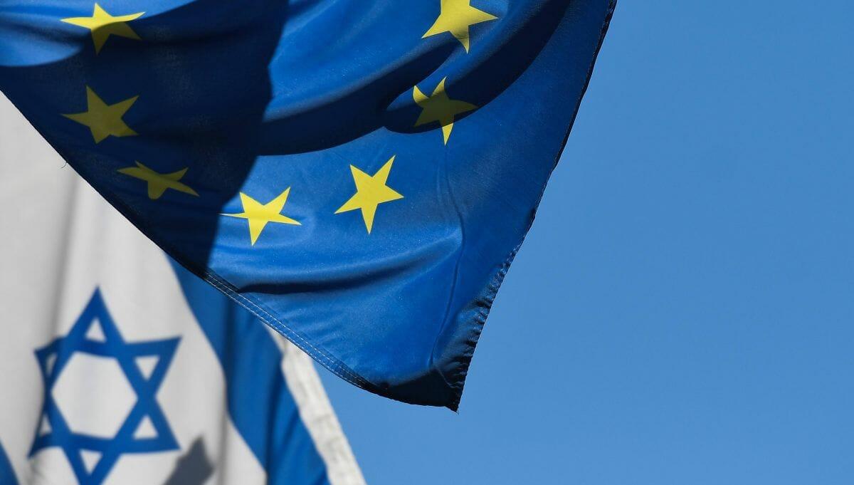 Israels Ansehen in Europa stieg im vergangenen Jahr