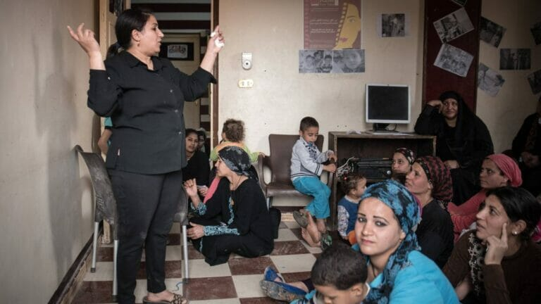 Aufklärung gegen Genitalverstümmelung in Ägypten