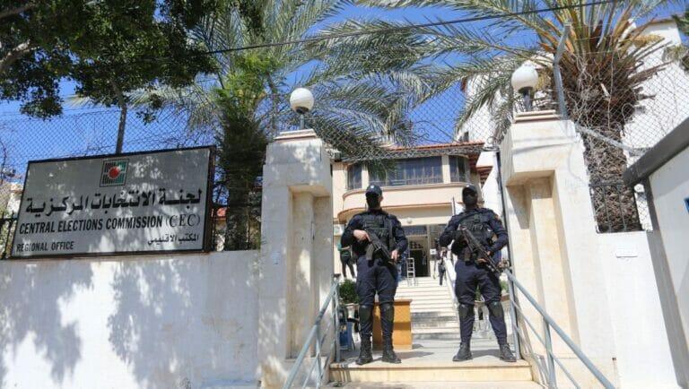 Es wird erwartet, dass Abbas heute die Verschiebung der Wahlen ankündigt