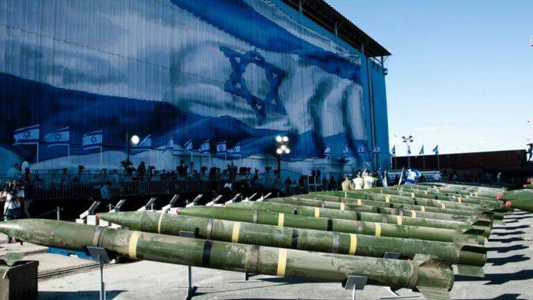 Immer wieder fängt Israel iranische Waffenlieferungen ab, die für die Hamas bestimmt sind