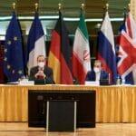 Die USA sitzen bei den Atomgesprächen in Wien nicht mit am Verhandlungstisch