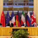 Atomverhandlungen mit dem Iran in Wien