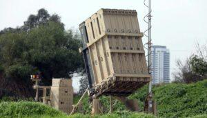 Israelisches Luftabwehrsystem Iron Dome