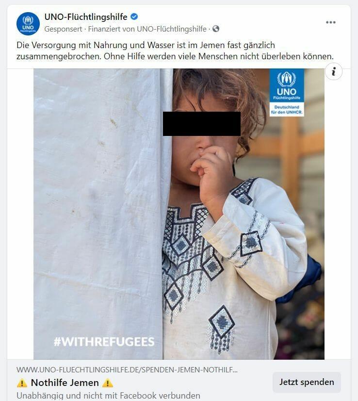 Jemen: Hungernde Kinder, von der Welt vergessen