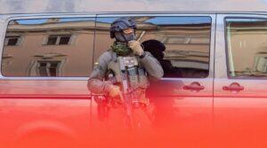 """Im zuge der """"Operation Luxor"""" stießen Ermittler der Polizei auf eine Feindesliste der Muslimbruderschaft"""