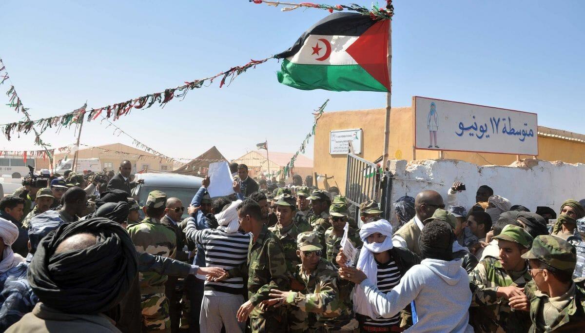 Das Hauptquartier der Frente Polisarion befindet sich im algerischen Tindouf