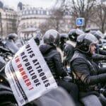 Demonstration in Paris für die ermordete Jüdin Sarah Halimi