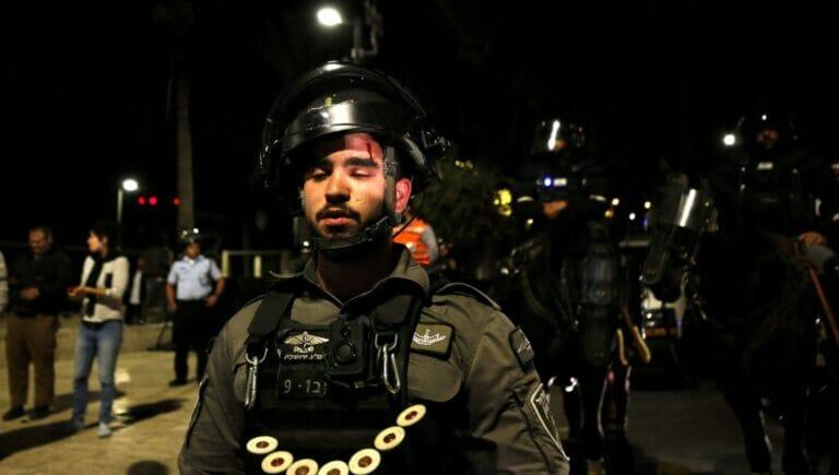 Seit Beginn des Ramadan kommt es in Jerusalem fast täglich zu Ausschreitungen und gewalttätigen Auseinandersetzungen