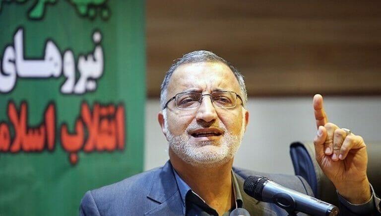 Laut Alireza Zakani wurden bei der Explosion in Natanz tausende Zentrifugen zerstört