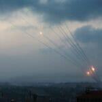 Hamas feuert im Gazastreifen Raketen auf Israel ab