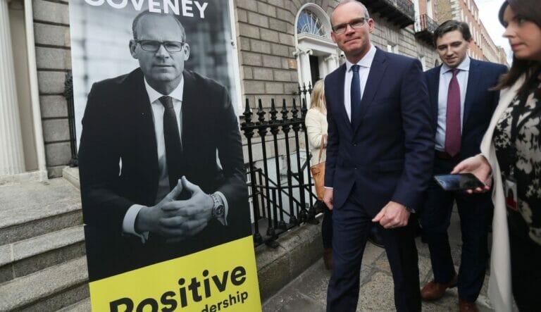 """Irlands Außenminister Simon Coveney bedient das Stereotyp vom """"Kindermörder Israel"""""""