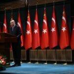 Die türkische Isoliertheit zwingt Erdogan zu einem taktischen Rückzug