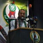 Politbüromitglied der Hamas Fathi Hammad