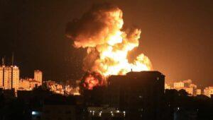 Israel greift gezielt Infrastruktur der Terrororganisationen in Gaza an