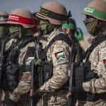 Kommen im ORF schlicht nicht vor: Kämpfer der Hamas und anderer Terrororganisationen