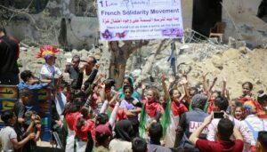 Die Hamas ist doch eine witzige und kinderfreundliche Truppe...