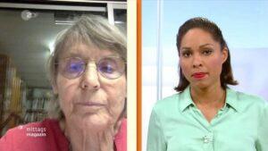 """Interview mit der als """"Nahost-Expertin"""" vorgestellten Hamas-Apologetin Helga Baumgarten"""