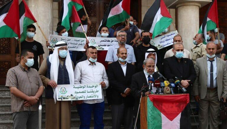 Die Terrororganisation Hamas stellt Israel ein Ultimatum