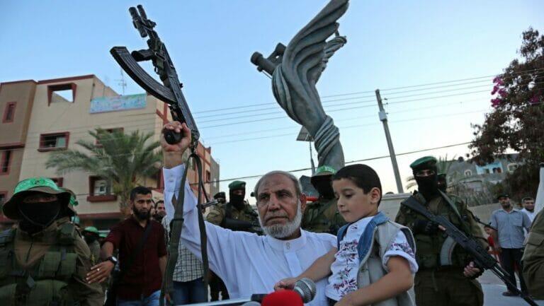 Hamas-Mitbegründer Mahmoud al-Zahar